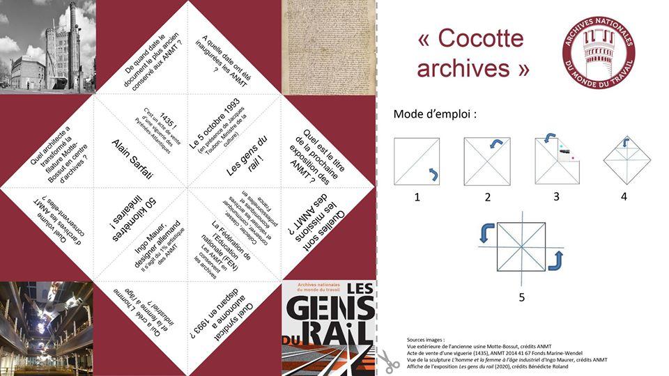 cocotte archives des ANMT