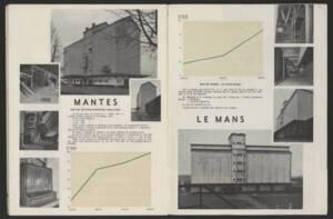 Document promotionnel sur les silos de l'UNCAC, 1965.