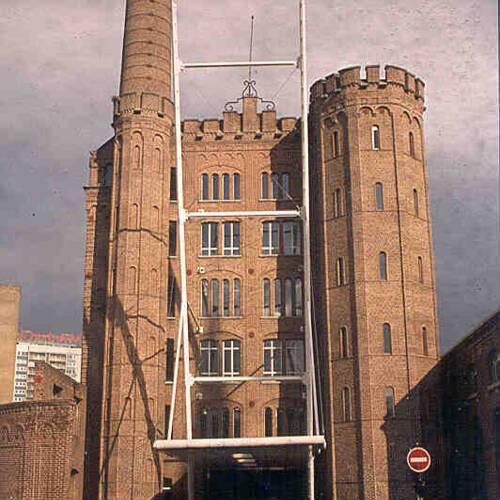 Photographie du bâtiment, 2002