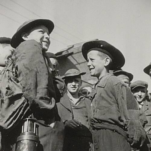 Enfants mineurs, 1937.